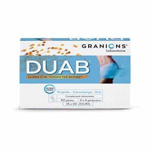 GRANIONS Duab Extrait de Fruit Canneberge 60 Gélules