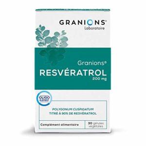 GRANIONS Resveratrol 30 Gélules
