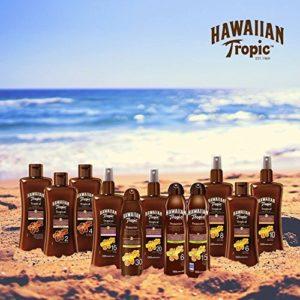 Hawaiian Tropic – Spray Huile Solaire Protectrice SPF20