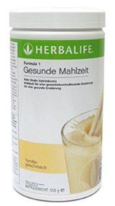 HERBALIFE FORMULA 1 VANILLE 550 G