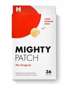 Hero Cosmetics Mighty Patch Hydrocolloïde Pour Absorber les Boutons d'Acné