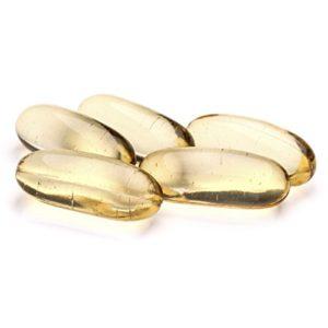 Huile de Chanvre en Capsule 1000mg   360 Capsules (Approvisionnement pour 12 Mois)   Riche en Oméga 3   Huile Pure Pressée à Froid   1000 mg par Capsule