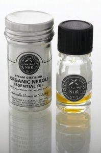 Huile essentielle de Neroli Bio (Citrus aurantium var. amara) (5 litres (£6274.36/litre)) by NHR Organic Oils
