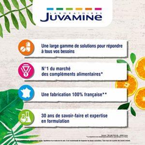 Juvamine Magnésium Marin Vitamine B6 30 Comprimés