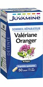 Juvamine Phyto Valériane Oranger 50 Gélules