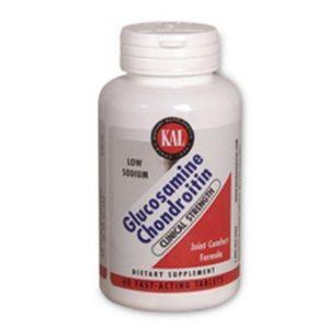 Kal – Gluco chondro – 60 comprimés – Antalgique et restructurant du cartilage