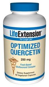 Life Extension optimisé Quercétine 250mg, 60gélules