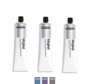 L'Oréal Majirel Lot de 3 teintures nº 7 Blond 50ml