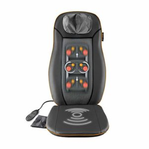 Medisana MCN Dispositif de siège de massage shiatsu (massage du dos, massage de la nuque, massage par vibration) – 88930