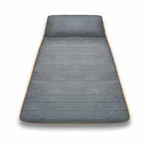 Medisana MM 825 Tapis de massage (massage par vibration), revêtement extra doux, fonction chauffante enclenchable – 88955
