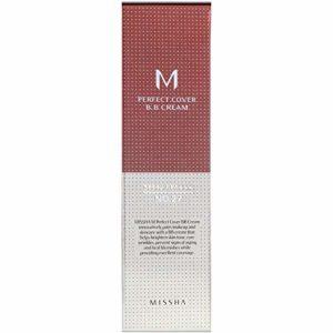Missha M Perfect Cover BB Cream SPF42/PA + + + (No. 27/Honey Beige) 50ml de sauna