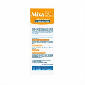 Mixa Solaire Peau Sensible – Crème Solaire Tolérance Optimale SPF 50-75 ml