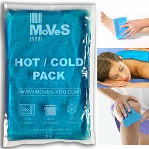 MSD Poche de gel froid/chaud à double usage Hot Cold Pack 20x30cm