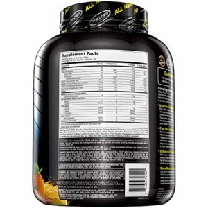 MuscleTech Cell-Tech Performance Séries Complément Alimentaire Orange 6 lbs