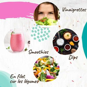 Naissance Huile Alimentaire de Germe de Blé Vierge Certifiée BIO – 1 litre (2 x 500ml) – 100% pure et naturelle