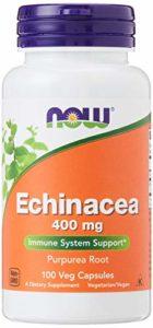 Nature's Way – Echinacea Purpurea Herb 400 mg. – 100 Vegetarian Capsules