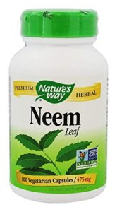 Nature's Way, Neem, Leaves, 100 Capsules