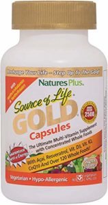 Natures et Source de vie GOLD, 90 comprimés