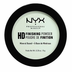NYX HD Finishing Powder 03 Mint Green