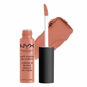 NYX Soft Matte Lip Cream Athens