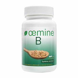 Oemine Vitamine B de germes de blé 60 Gélules