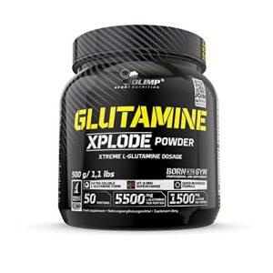 OLIMP SPORT NUTRITION Glutamine Xplode Citron 500 g