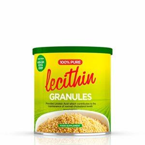 Optima Health Lecithin Granules 250 g