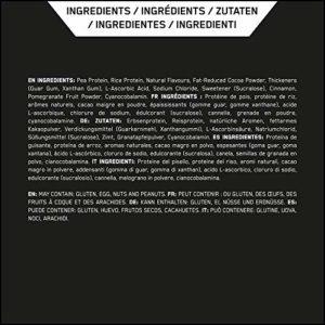 Optimum Nutrition Gold Standard 100% Plant Protéine Végétale Chocolat 684 g