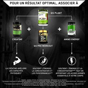 Optimum Nutrition Gold Standard 100% Plant Protéine Végétale Fruits Des Bois 684 g
