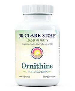 Ornithine du Dr Clark