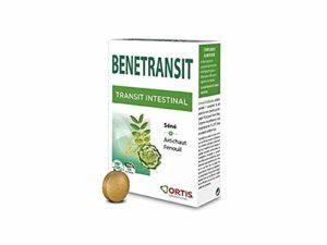 Ortis – Benetransit – Stimule et régularise le transit intestinal – Lot de 2 Boites de 54 comprimés