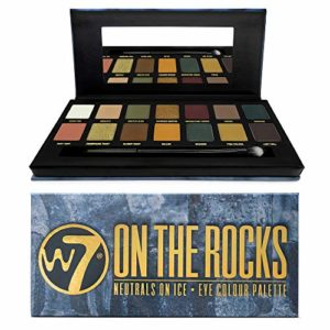 Palette W7 On the Rocks – Neutrals on Ice