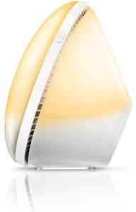 Philips – HF3510/01 – Eveil Lumière avec Lampe LED