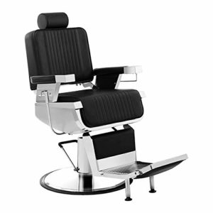 Physa – Luxuria – fauteuil coiffure noir