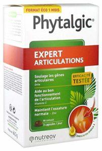 Phytalgic La solution idéale pour vos articulations ! Lot de 2×90 Capsules