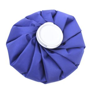 Poche à Glace pour Soulagement de la Douleur 9 Inch de Long Bleu Royal