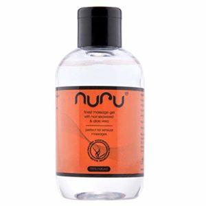 Poudre Nuru®, gel de massage, 1 boîte (6 sachets x 5gr) 1 sachet = 250ml Nuru Gel