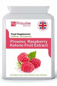 Prowise Raspberry 600mg – 60 Capsules, RU Fabriqué