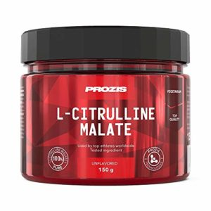 PROZIS L-Citrulline Malate Complément Booster de Performance 150 g