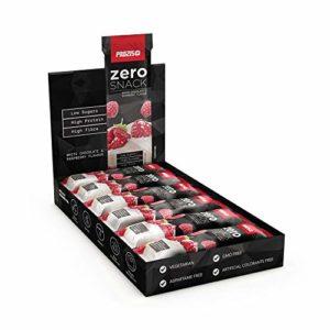PROZIS NUT00/1403311162 Zero Snack Barre Nutritive 12 x 35 g