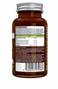 Pure Essentials Huile de Poisson Sauvage Oméga-3 Super Concentrée & Vitamine D3 – 660 mg d'Oméga-3 EPA & DHA – 1-par-jour – 60 capsules