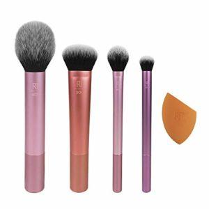 Real Techniques Exigez le maquillage Brosse Set de visage complet
