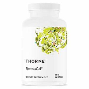 Resveracel, 60 Veggie Caps – Thorne Research