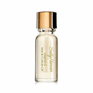SALLY HANSEN Vitamin E Nail & Cuticle Oil – Vitamin E & Cuticle Oil