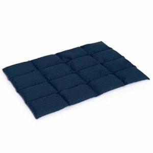 Sissel Compresse de lin rectangulaire 45 x 30 cm