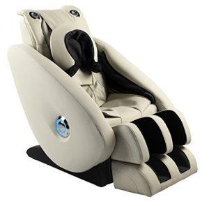 TECNO Vita Scala M1200C–Chaise de massage, fonctions: Pétrir, Herzklopfen, Shiatsu et musique thérapie