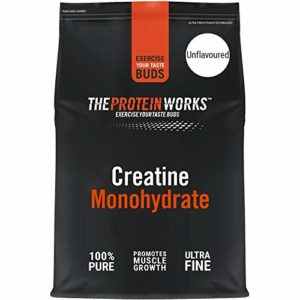 THE PROTEIN WORKS Créatine Monohydrate, Nature, 100g