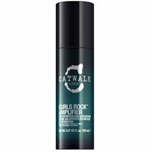 Tigi – CATWALK Curlesque Amplifier – Crème pour Cheveux Bouclés – 150 ml