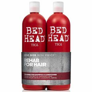 Tigi Bed Head Pack Shampooing et Après-Shampooing Pack (2 x 750ml)