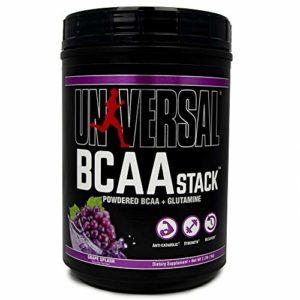 Universal Nutrition, Pile BCAA, Supplément aminé à chaîne ramifiée, de goutte de raisin, 2,2 lb (1 kg)